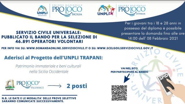 Bando Servizio Civile Universale 2021/22