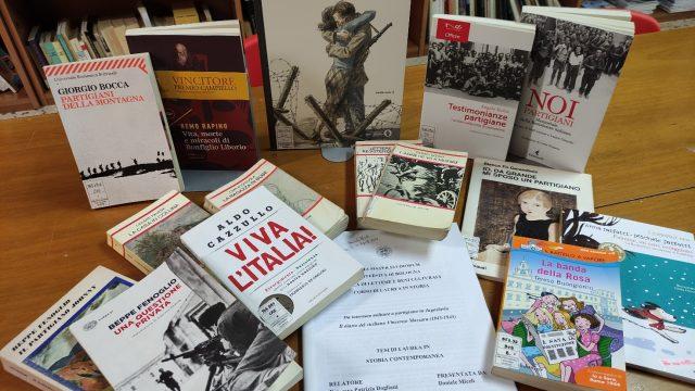 CHICCHE LETTERARIE PER GRANDI E PICCINI: 25 aprile-Festa della liberazione