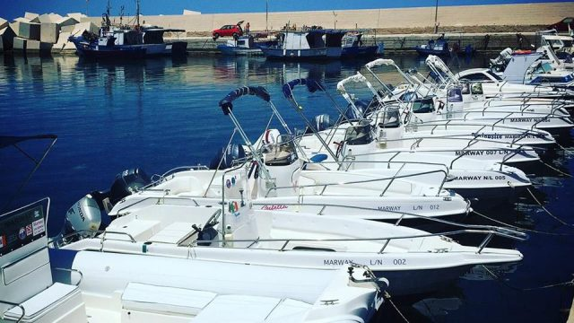 Lido Marway – Noleggio barche