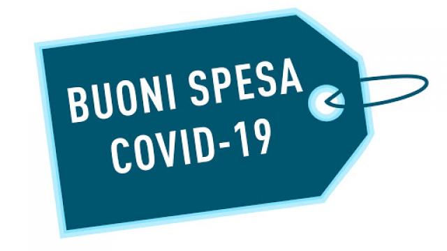 BUONI SPESA / VOUCHER per l'Emergenza Socio-Assistenziale da Covid-19 per l'acquisto di beni di prima necessità e canoni di locazione