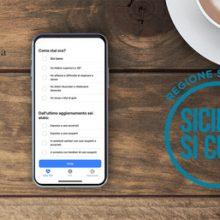 """""""Sicilia si cura"""", una App per monitorare il contagio"""