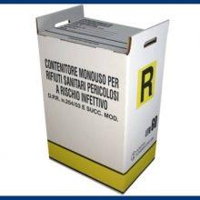Servizio per la raccolta dei rifiuti speciali