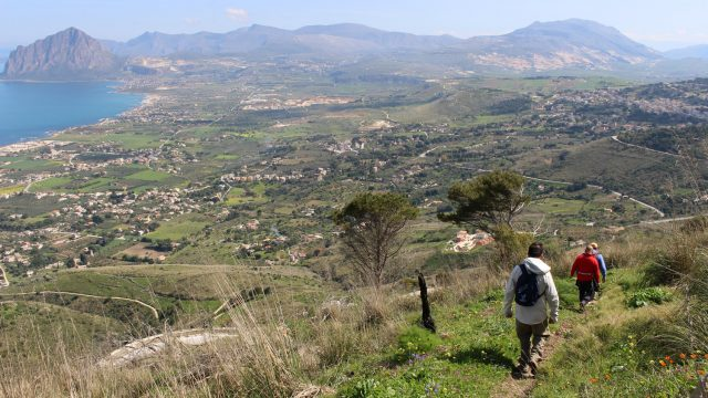 Erice – Sentiero di San Matteo