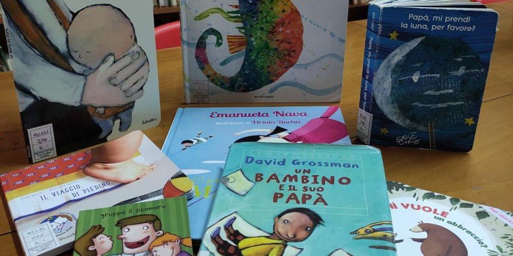 CHICCHE LETTERARIE PER GRANDI E PICCINI: Festa del Papà