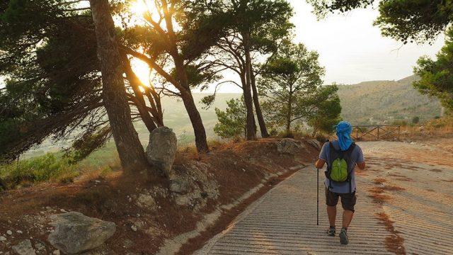Erice – Sentiero di Sant'Anna