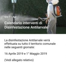 Disinfestazione Antivirale