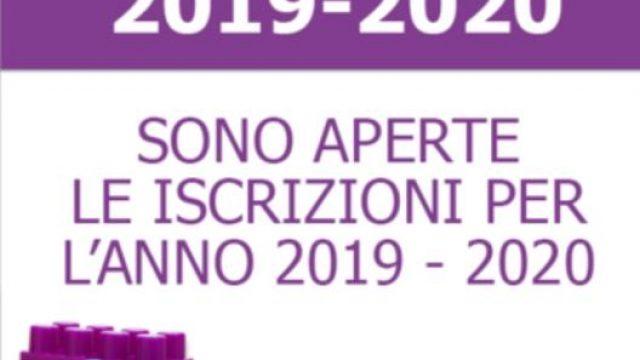 Sono aperte le iscrizioni per l'Asilo Nido 2019-2020