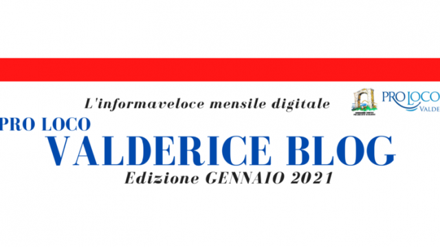 L'informaveloce mensile – Edizione GENNAIO 2021
