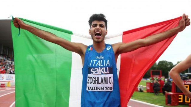 Il Campione Valdericino Osama Zoghlami
